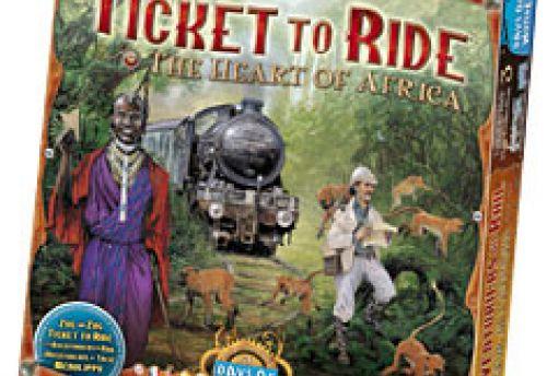 Aventuriers du Rail – Au cœur de l'Afrique