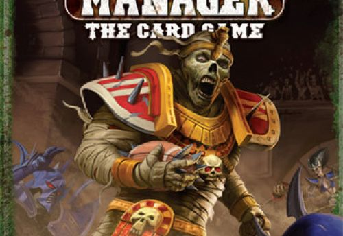 Blood Bowl: Team Manager - The Card Game: Sudden D