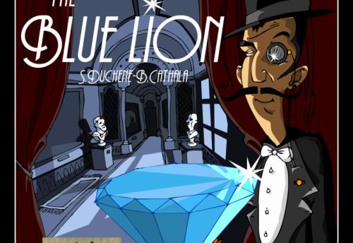 The Blue Lion