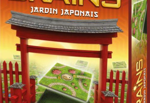 Brains : Jardin japonais