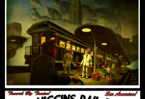 C. C. Higgins Rail Pass