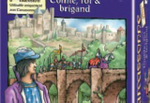 Carcassonne comte, roi & brigand