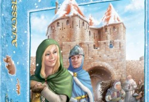 Carcassonne - hiver