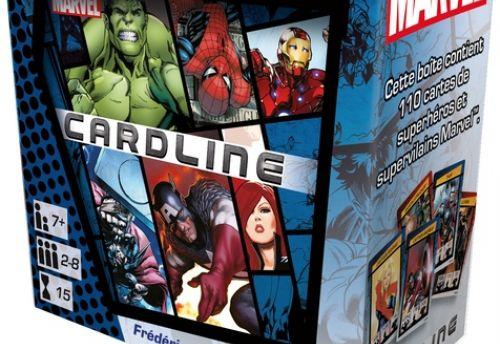 Cardline - Marvel