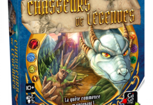 Chasseurs de Légendes