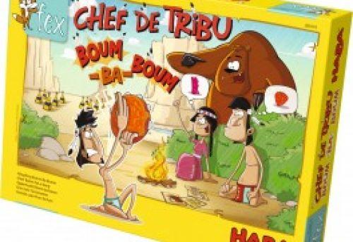 Chef de tribu Boum-ba-boum