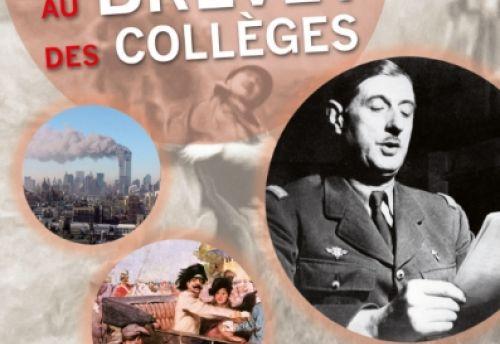 Chronicards - l'histoire au brevet des collèges