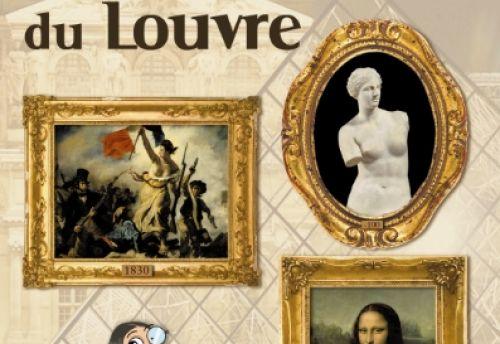 Chronicards - les chefs-d'oeuvre du Louvre