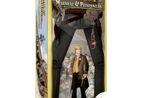 Colt Express : Marshal et Prisonniers