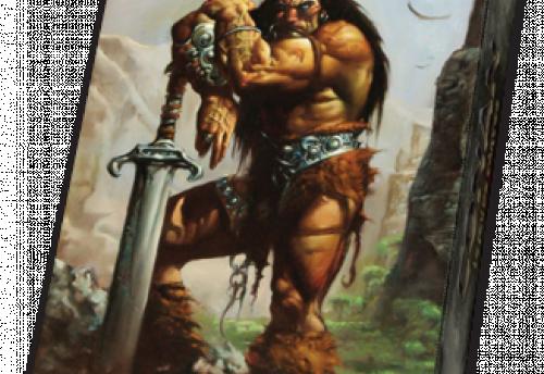 Conan, le jeu de cartes