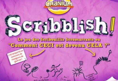 Cranium Scribblish