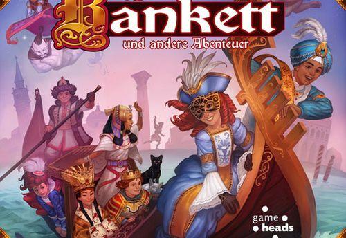 Das kleine Bankett und andere Abenteuer