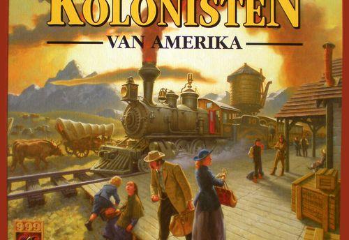 De Kolonisten van Amerika