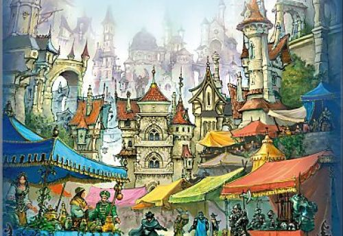 Der Markt von Alturien