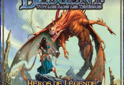 Descent : Héros de Legende Extension