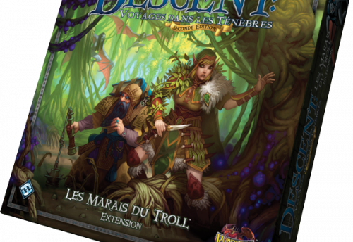Descent V2 : les Marais du Troll