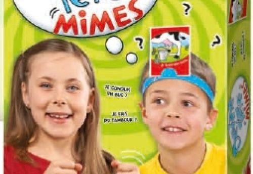 "Devine tête ""mimes"""