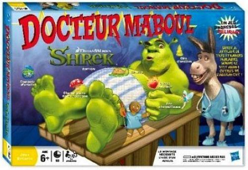 Docteur Maboul Shreck