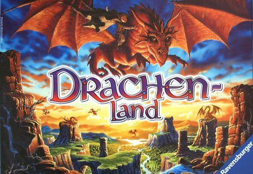 Drachen Land La Terre des Dragons