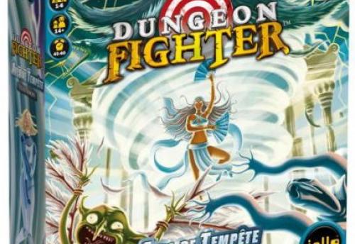 Dungeon Fighter: Avis de tempête