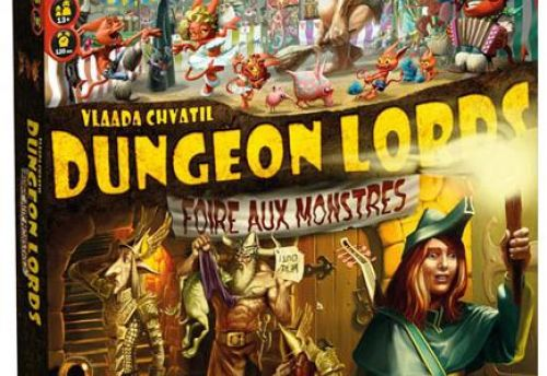 Dungeon lords Foire aux monstres