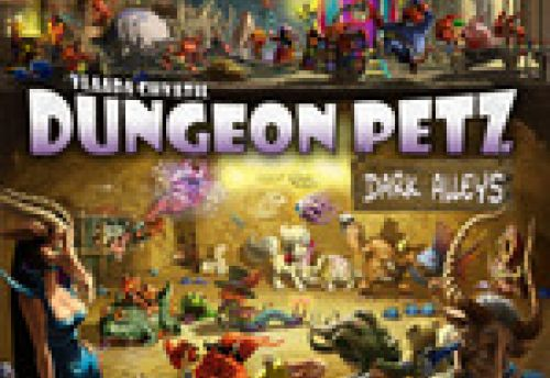 Dungeon Petz : Dark Alleys
