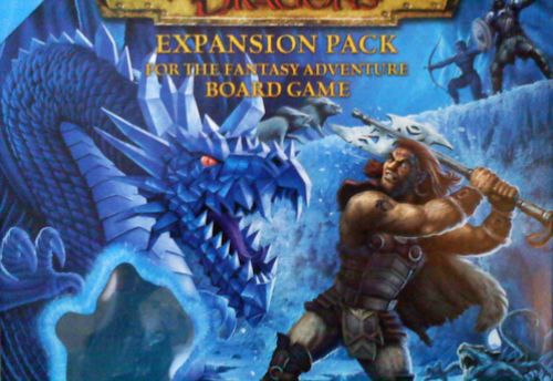 Dungeons&Dragons: Eternal Winter Expansion