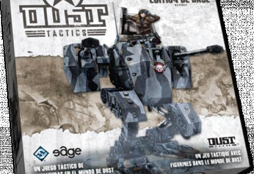 Dust Tactics, édition révisée