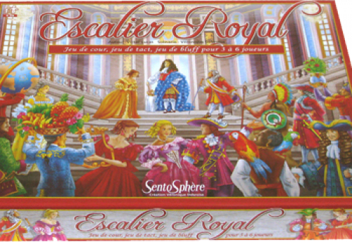 Escalier Royal