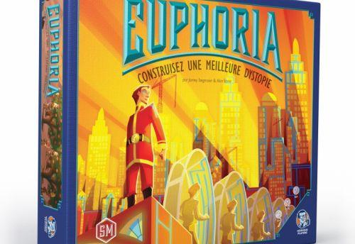 Euphoria : Construisez une meilleure Dystopie