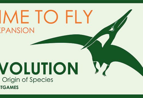 Evolution:Time to fly