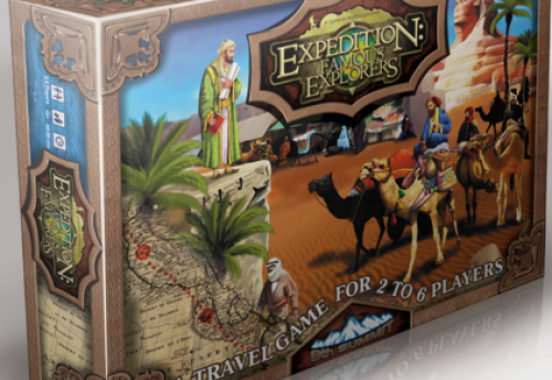 Expedition: Famous Explorers