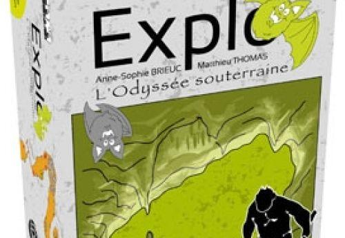 Explo - l'odyssée souterraine