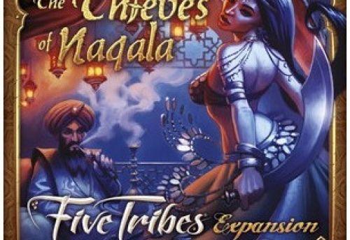 Five Tribes: Les Voleurs de Naqala