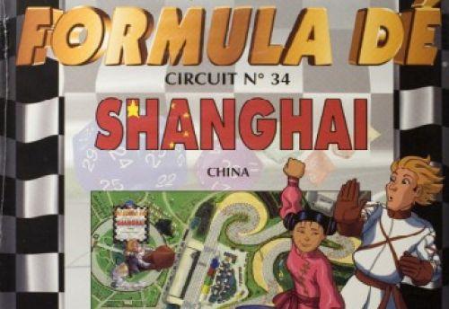 Formule Dé : Shangaï & Barhaïn