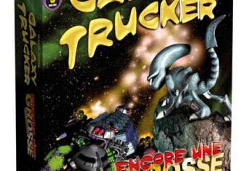 Galaxy Trucker - Encore une grosse extension