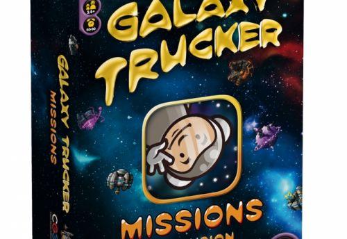 Galaxy Trucker : Missions