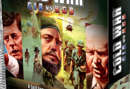 Cold War : CIA vs KGB