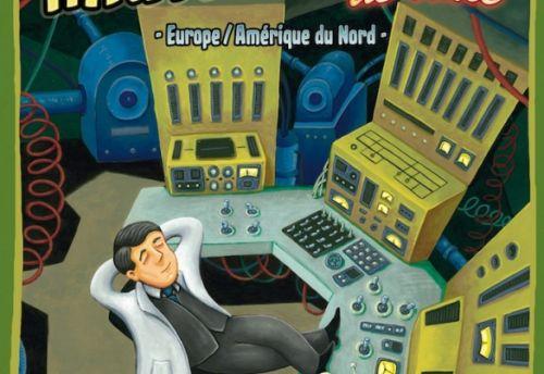 Haute Tension de luxe: Europe/Amérique du Nord