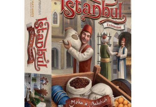 Istanbul: Moka et Bakchich