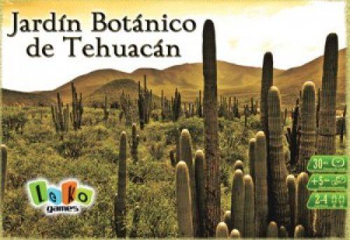 Jardín botánico de Tehuacán
