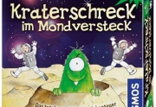 Kraterschreck im Mondversteck