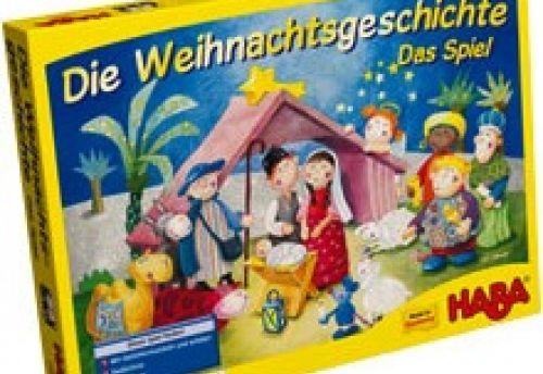 L'histoire de Noël - Le jeu