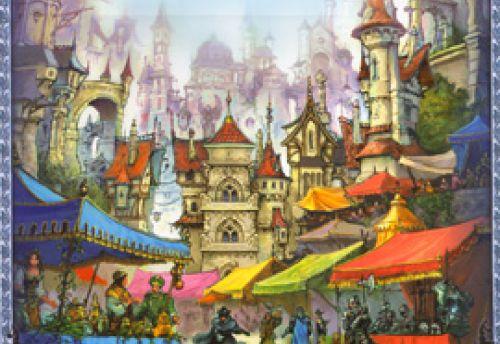 Le marché d'Alturien