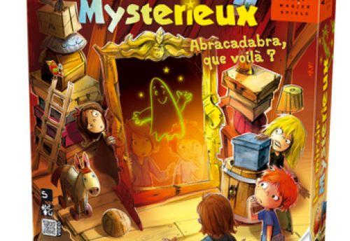 Le Miroir Mystérieux