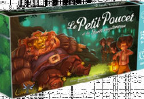 Le Petit Poucet et la Forêt mystérieuse