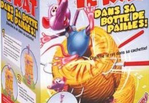 Le Rat dans sa Botte de Pailles