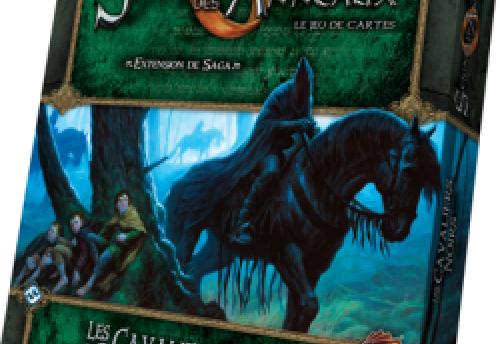 Le Seigneur des Anneaux JCE : Les Cavaliers Noirs