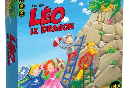 Léo le dragon