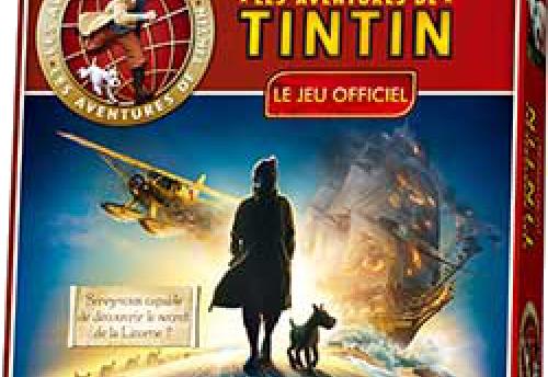 Les aventures de Tintin - Le jeu officiel